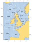 uk shipping forecast zones