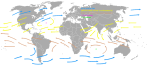 map prevailing winds on earth