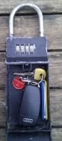 Keys in 2nd Gen Keypod