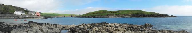 Sandycove Island panorama (50% size)