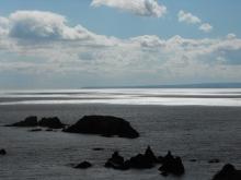 The sea, the colours ...