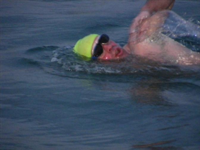 Fastnet swim