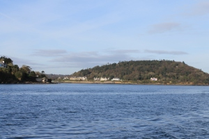Outside Crosshaven