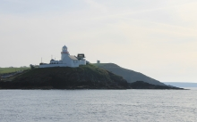 Passing Roche's Point