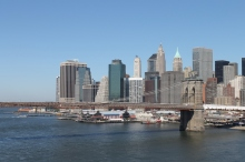Lower Manhattan & Brooklyn Bridge