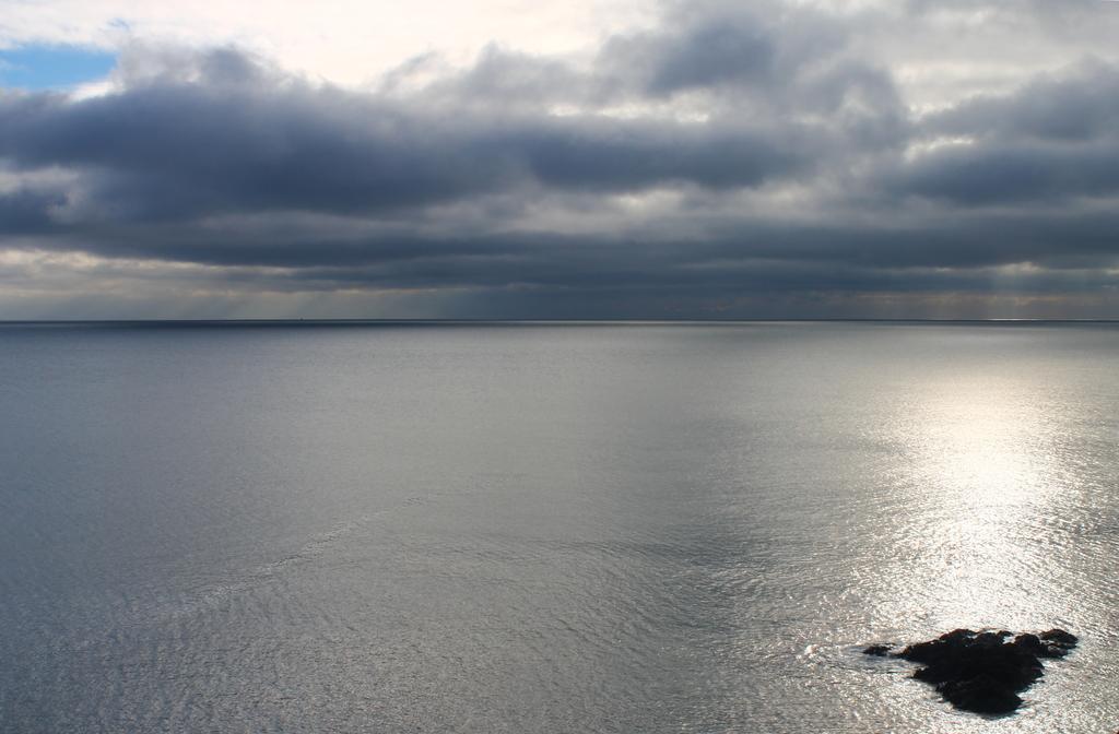 December in Tramore Bay