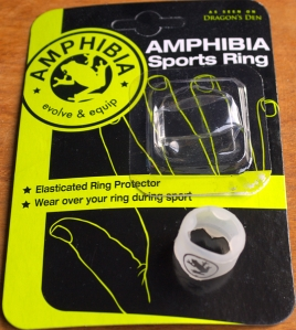 Amphibia Sport ring protector