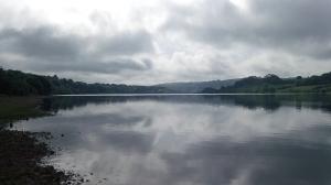Inishcarra reservoir