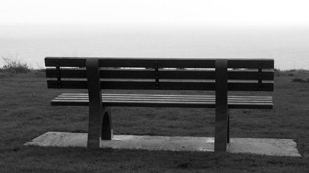 Paraic's bench