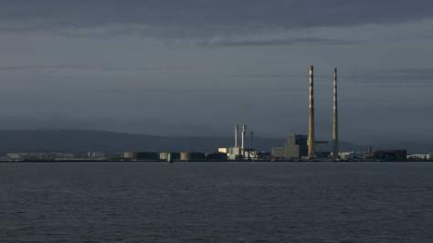Pigeonhouse Power station