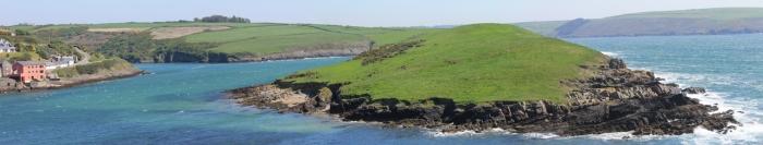 Sandycove panorama