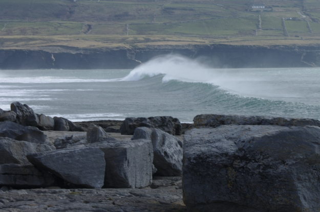 Doolin beach
