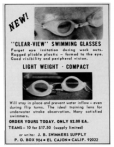 1st goggles ad