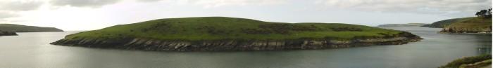 Inside Sandycove Island
