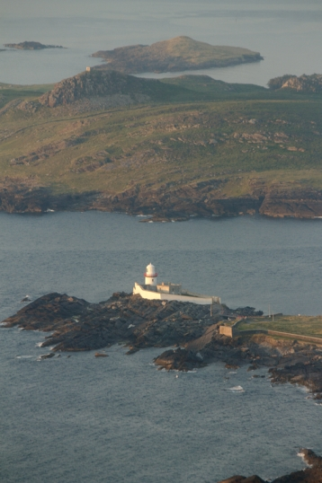 Cromwell Point lighthouse