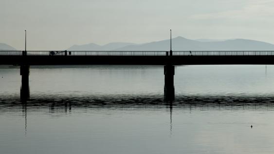 Portmagee to Valentia Bridge