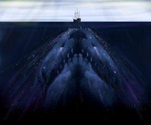 Source: http://ture-e.deviantart.com/art/Caraca-sea-monster-110000025