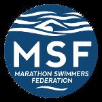 Logo of the Marathon Swimmers Federation