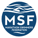 Logo of the Marathon Swimmers Federation