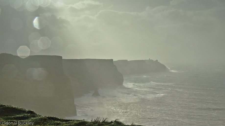 Cliffs of Moher in November