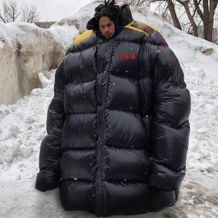 Stupid padded jacket