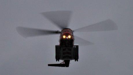 Irish Coast Guard Heli Rescue 117